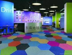 广州办公专用防火地毯