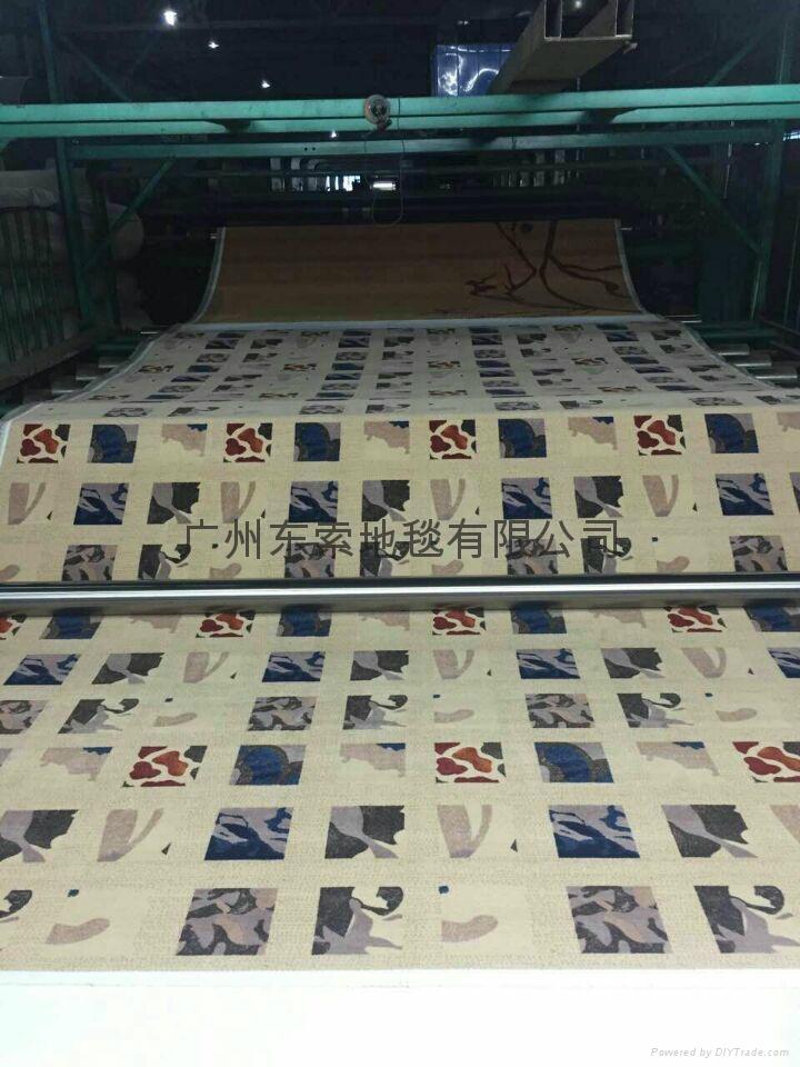 广州工程地毯订做 1