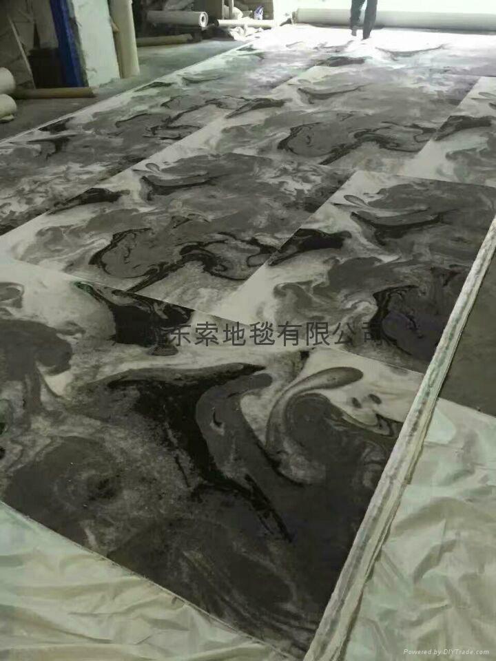广州通道地毯厂家 1