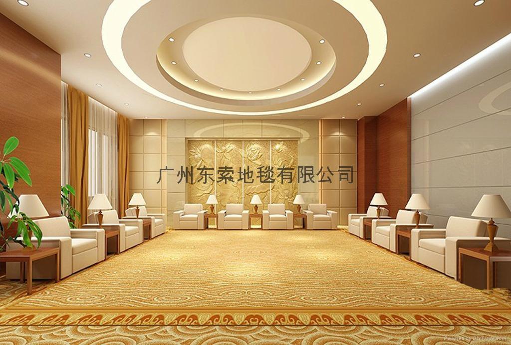 广州手工地毯订做 3