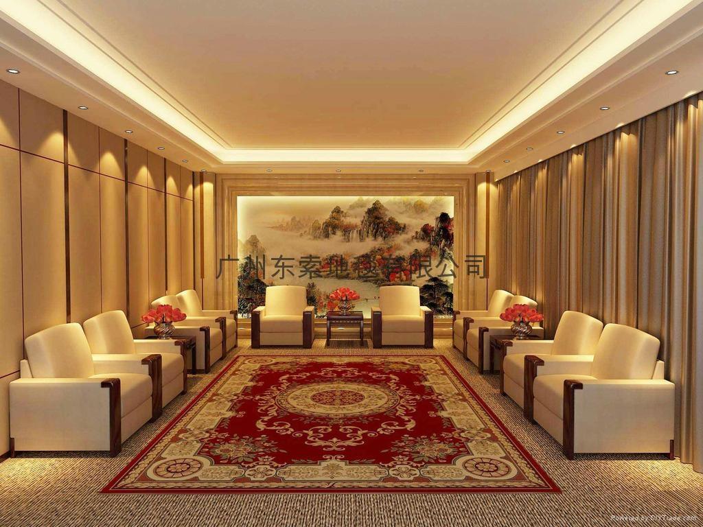 广州手工地毯订做 4