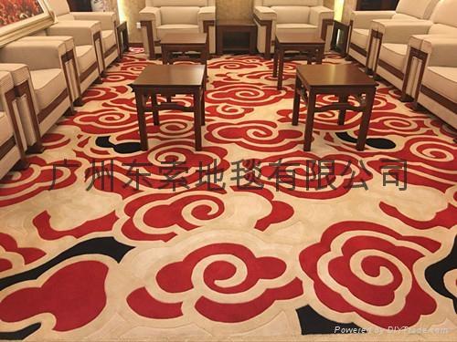 广州手工地毯订做 5