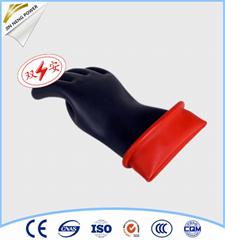 10kv Latex Dielectric Gloves