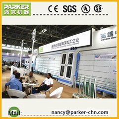 Insulating glass making line double glass making machine