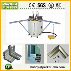 Single Head Corner Crimping Machine for aluminium window making machine