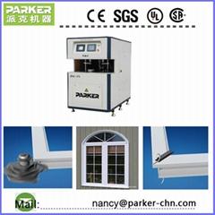 pvc window-door high speed CNC corner cleaning machine