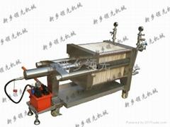 LXJL 板框式纸板精滤机  专业葡萄酒过滤设备