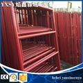 heavy duty frame scaffolding for sale 2