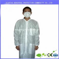 disposable medical lab coats