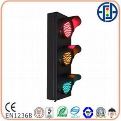 100mm IP55 LED traffic light