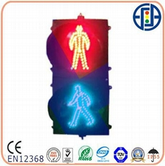 View larger image 400mm LED Static Pedestrian Traffic Light&signal  Add to My C