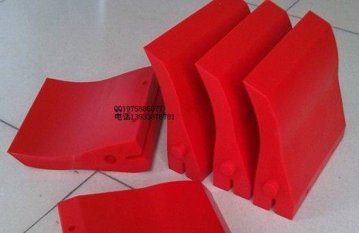新推出200*220聚氨酯刮板 耐磨聚氨酯刮板 1