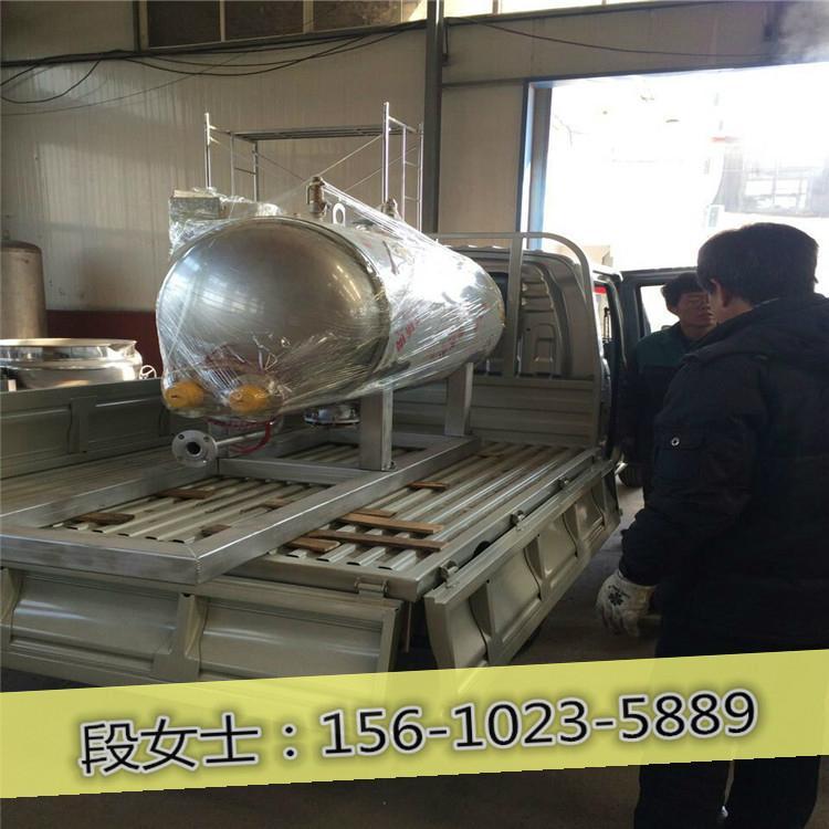 鱼罐头高温杀菌锅 2