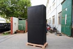 600*1000*2000mm Floor Standing Server Cabinet With Mesh Door