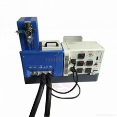 semi-automatic 8 liter hot melt gluing machine