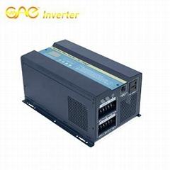 12V 1000W 工频纯正弦逆变器带MPPT太阳能控制器和市电充电 FSI-10212