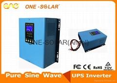 UPS太陽能工頻純正弦逆變器1000W  12V/24V 110V 220V