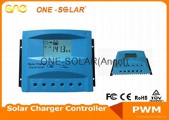 12V 24V Home Solar Inverter Charger Solar Power Controller Intelligent 30A 40A