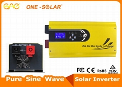 Auto Switch UPS Power Inverter 3kw 12v / 24v / 48v DC To AC For Off - Grid Solar