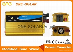 Modified Sine Wave Inverter 500W 1000W Single Output DC AC Safe & Stable Quality