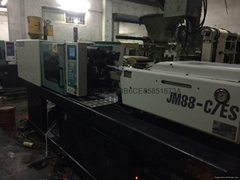 Zhenxiong horizontal 88 ton injection molding machine 100 grams