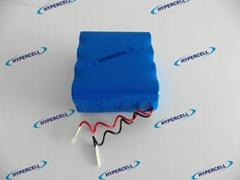 海盛ICR18650 5.2ah 14.8v探照燈用三星原裝進口鋰離子電池