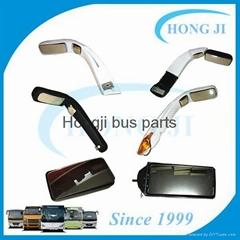 luxury coach bus side rearview mirror