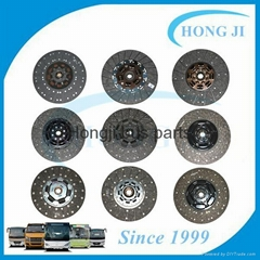 auto parts bus clutch disc plate clutch cover