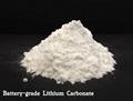 High Purity Lithium Carbonate 1