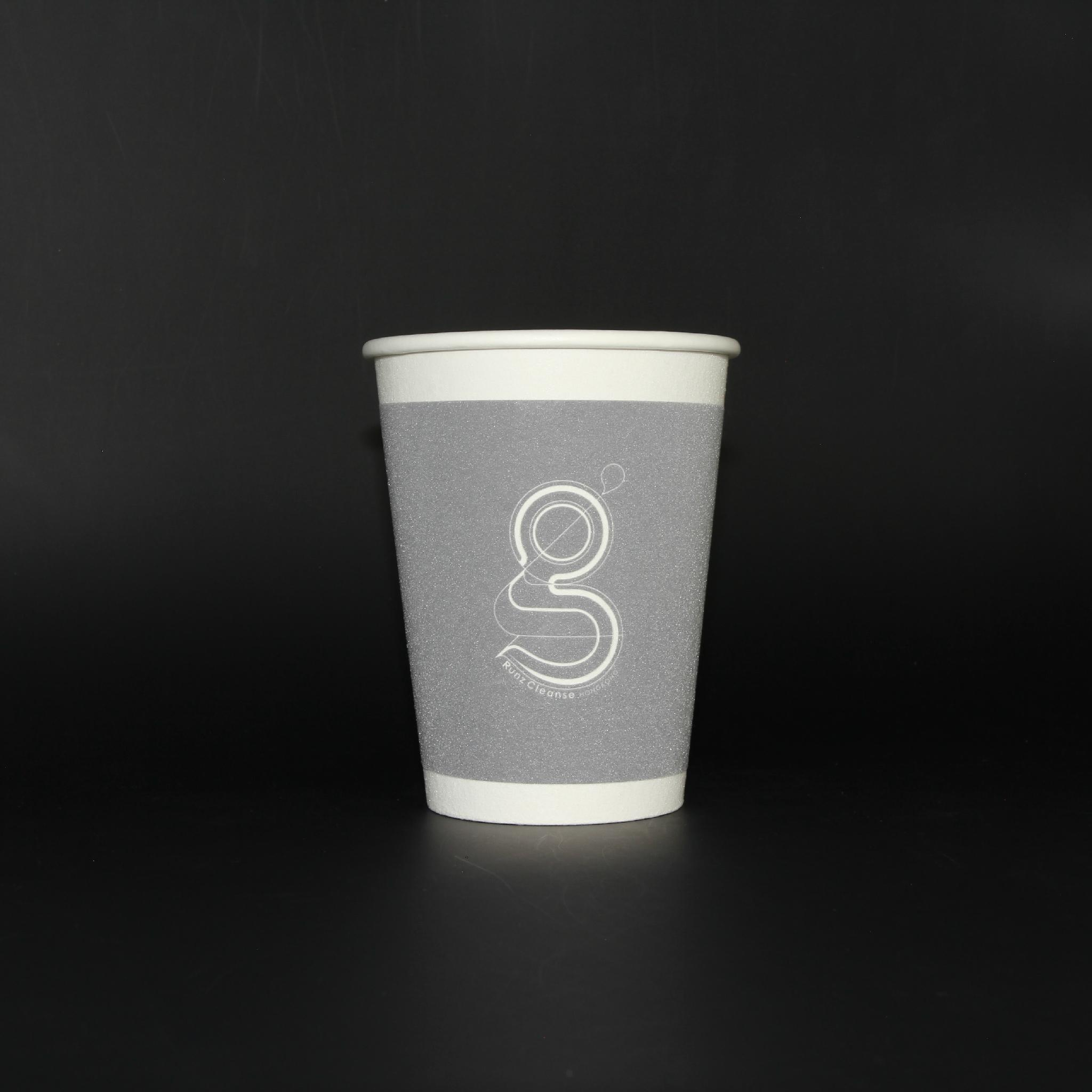 Single Wall Paper Packing Cup For Ice Cream With Lid 2