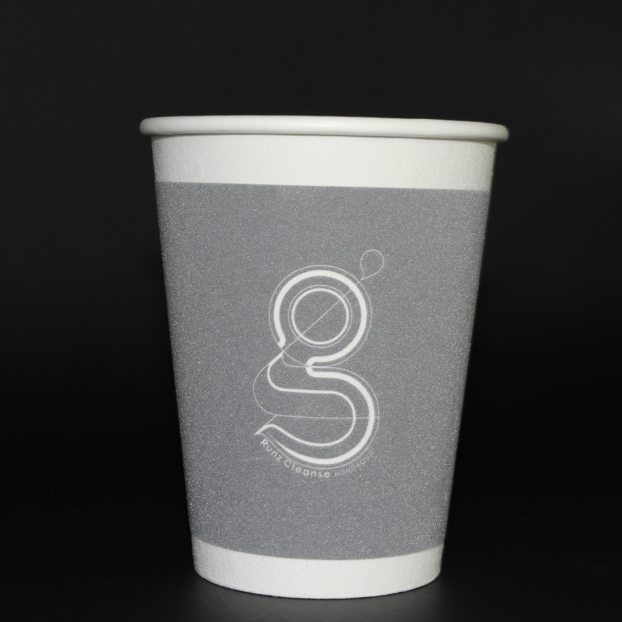 Single Wall Paper Packing Cup For Ice Cream With Lid 4