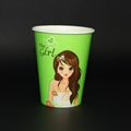 Customized Logo 12oz Disposable cup paper cup 2