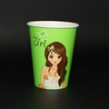 Customized Logo 12oz Disposable cup paper cup 4