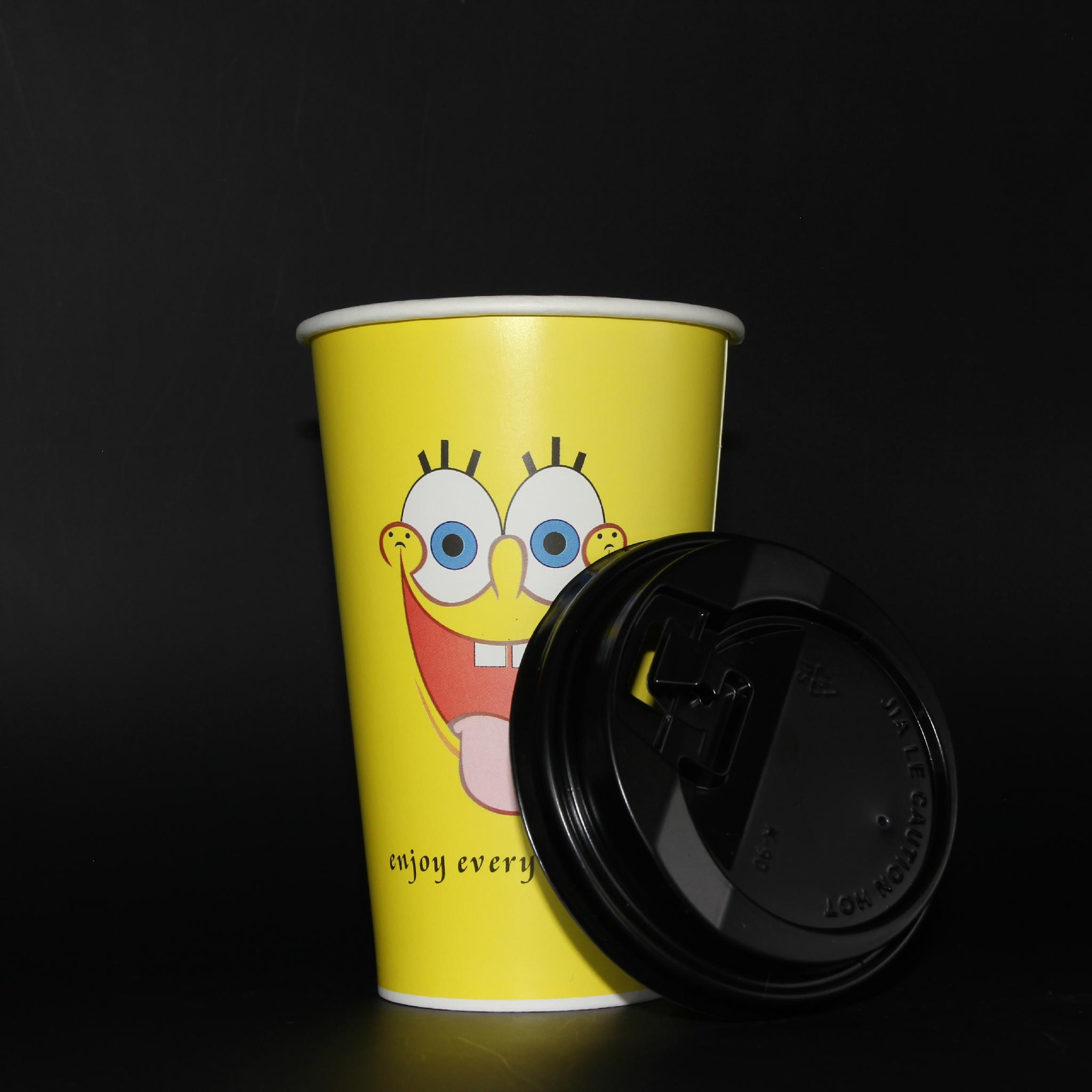 Wholesale 22oz paper coffee cup 1