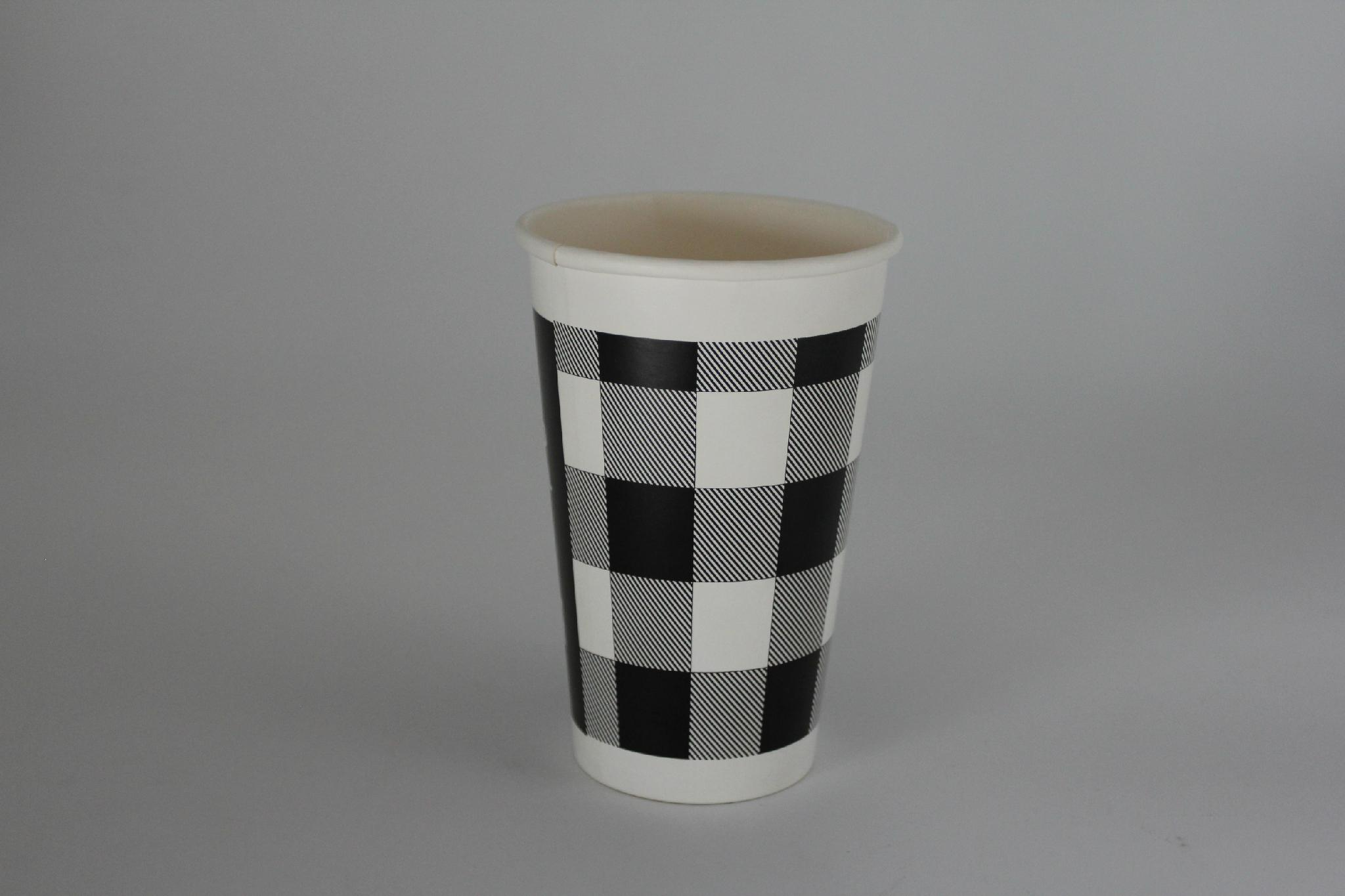 22oz disposable cups and kraft paper cup 1
