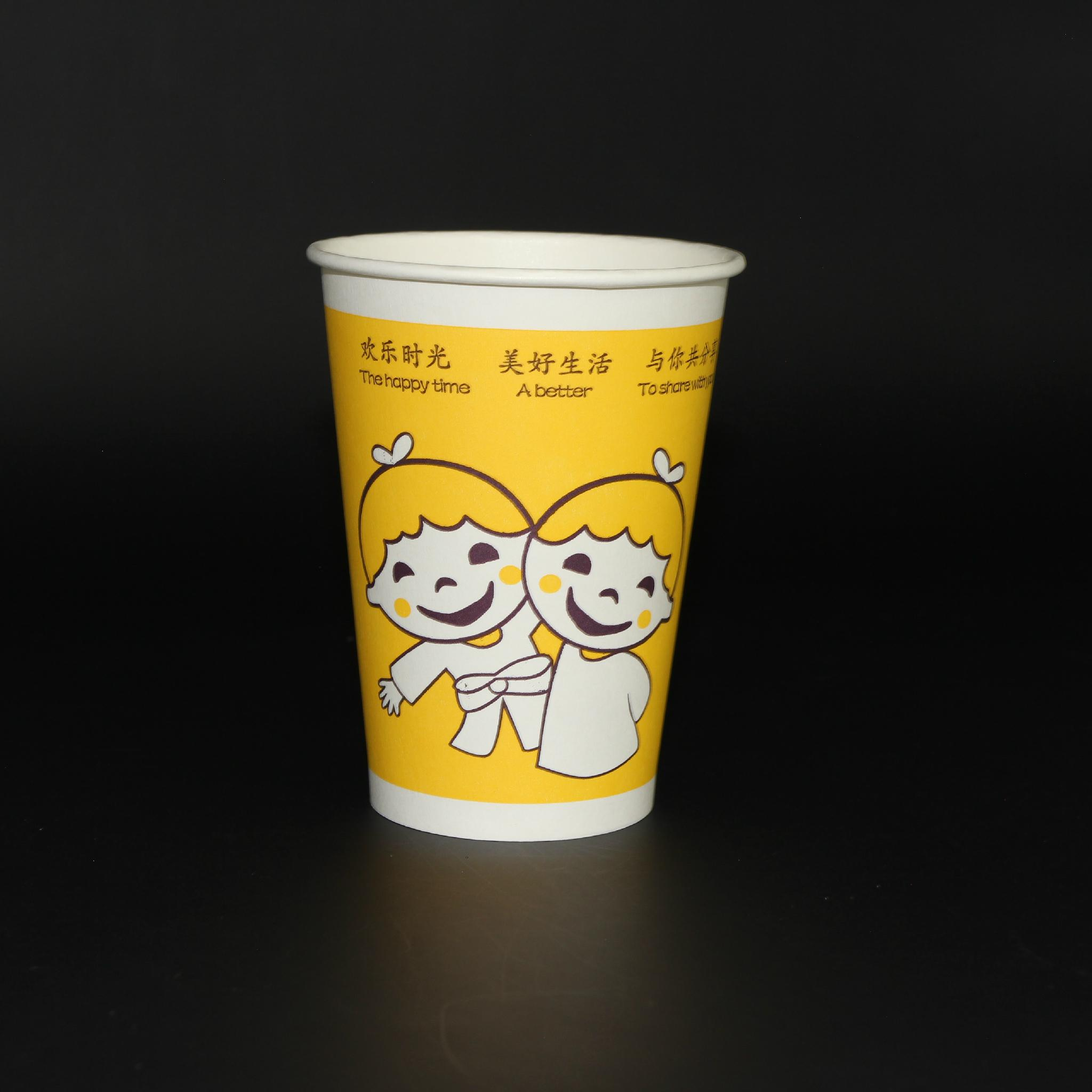 Pla Material Paper Cups In Stock 1