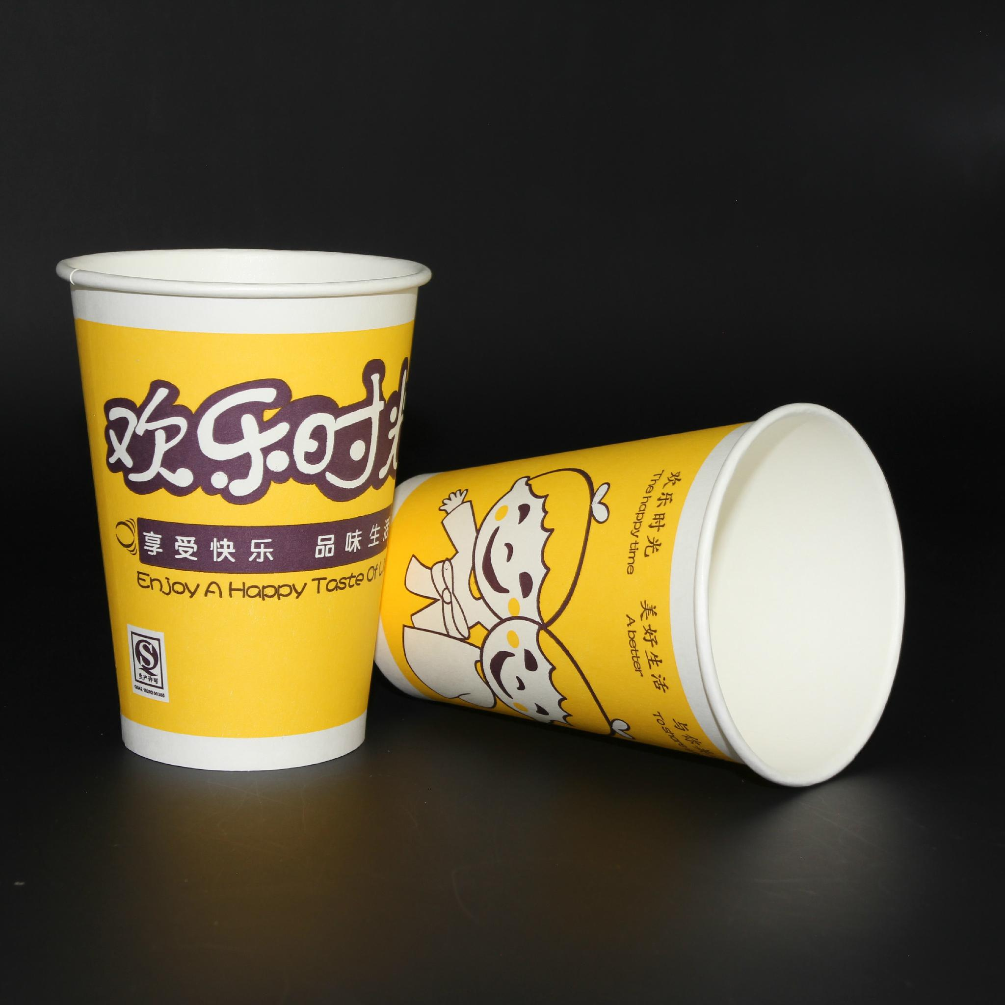 Pla Material Paper Cups In Stock 2