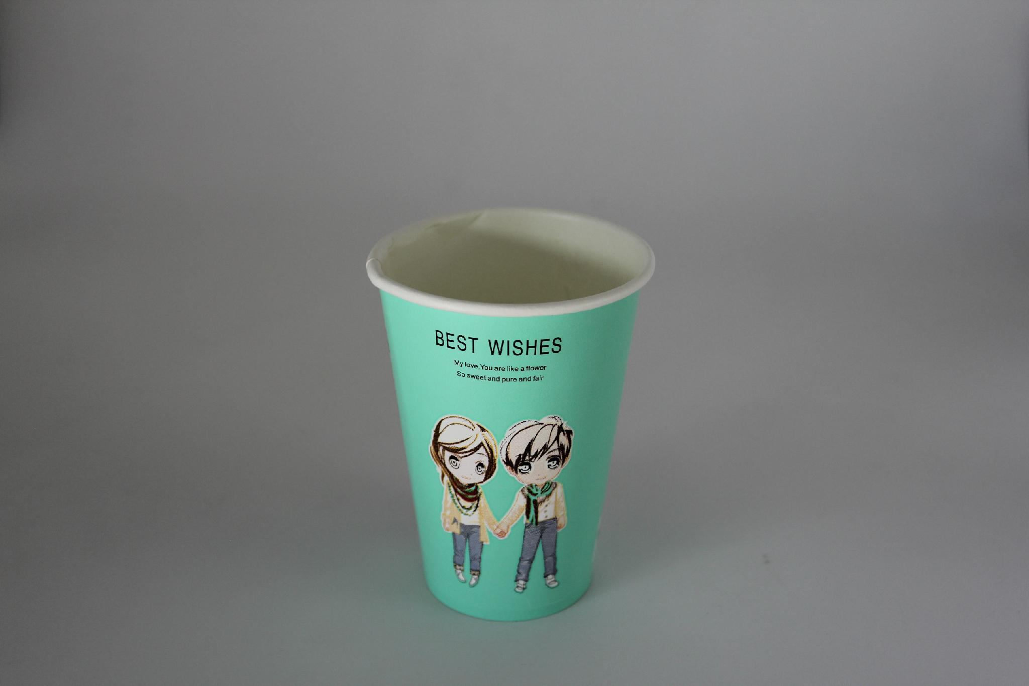 Pla Lined Paper Cups 1