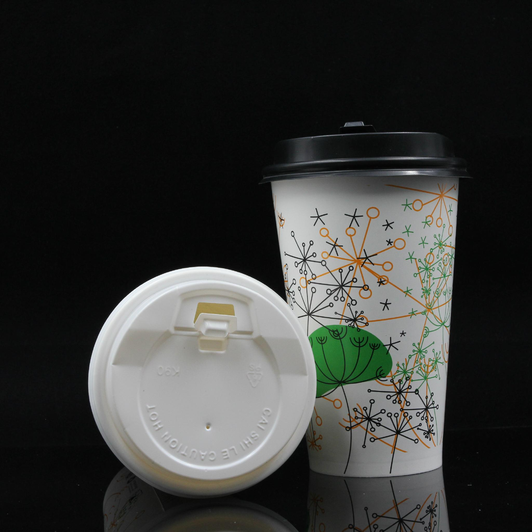 6oz coffee paper cups 2