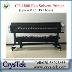 CrysTek CT-7406 indoor outdoor printer with Epson XP600 head
