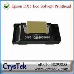 Epson dx5 eco solvent printhead