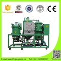 Power-saving waste oil refine system