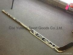 CCM 1060 SR goalie stick Price 27paddle 62stick Full Right