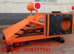 固定式挡车器 CDG-Y型液压缓冲固定式挡车器