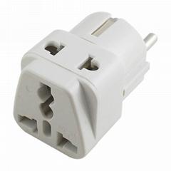 Portable UK EU AU to US ITALY EU UK AU SA US Power Socket Plug Adapter Travel Co