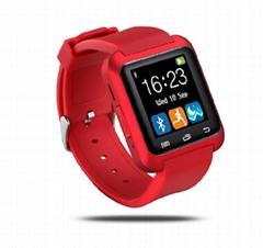 Bluetooth Smart Watch U8 Wrist Watch Fashion Digital Sport Wrist LED Watch Pair