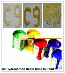 C9 Hydrocarbon Resin Used In Paint China Factory
