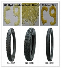 C9 Hydrocarbon Resin Used In Rubber China Factory