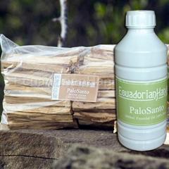 24 kg Incense Sticks Palo Santo + 1000ml Essential Oil 100% Pure