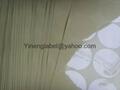 Transparent label PVC Label  Plastic round shape sticker  Packing Bottle label   4